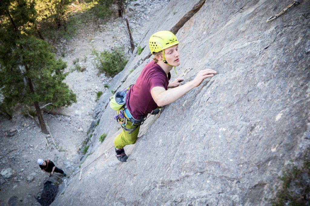 Climbing Geierwand